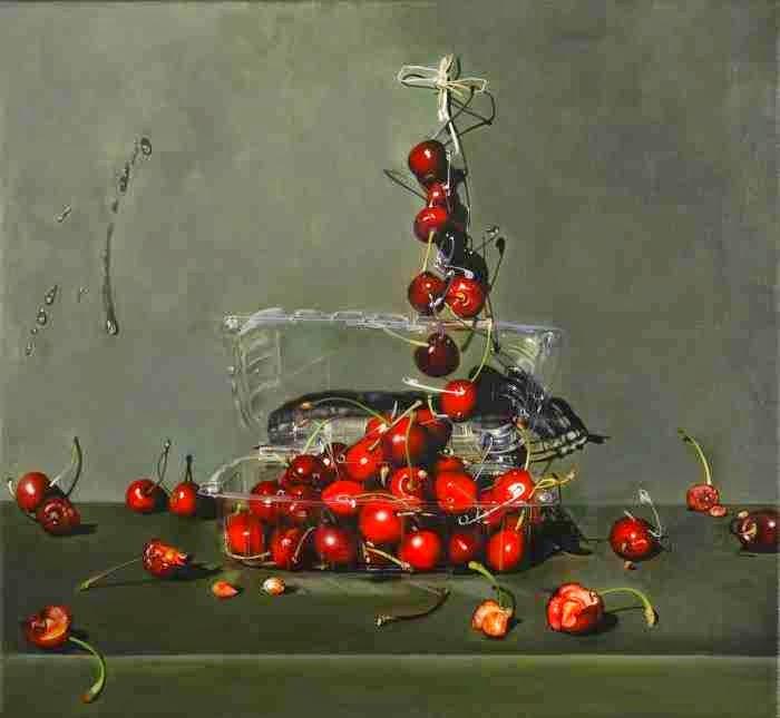 Британская художница-реалист. Ginny Page