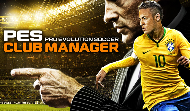 PES CLUB MANAGER 2016 Apk