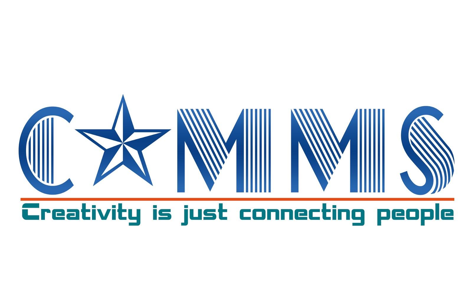 Karthik Kumar: Comms Logo Design