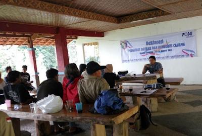 Pengurus Daerah dan Cabang Federasi Orienteering Nasional Indonesia (FONI) Provinsi Lampung Terbentuk