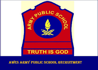 8000 Posts – Army Welfare Education Society, Army School (AWES) Recruitment – PGT, TGT & PRT Teachers Vacancy