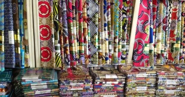 China Incs Destruction of Nigerias Textile Industry