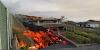 Ríos de lava destruyen casas en La Palma