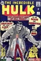 Portada de The Incredible Hulk 1