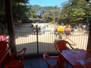 Playground Parque das Hortênsias