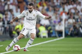 Carvajal back for Real Madrid squad and still remain Unbeaten with the team