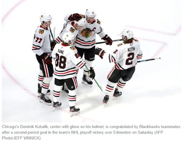Chicago, Montreal shock as NHL returns from virus hiatus Montreal  Chicago and Montreal,