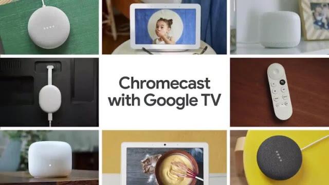 جهاز كروم كاست Chromecast