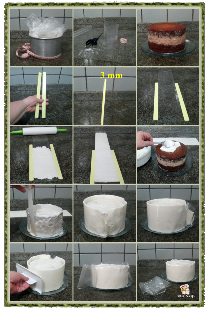 Glacê mármore 5