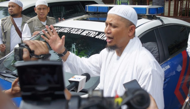 Arifin Ilham: Tak Ada Rush Money, Tak Ada Aksi Lagi