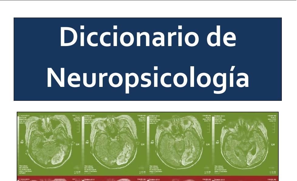 Diccionario de neuropsicología. Descargar gratis.