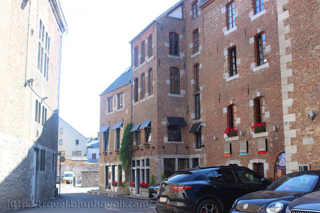 Best hotel in Namur Wallonia - Les Tanneurs