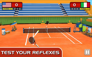 game tennis terbaik di android