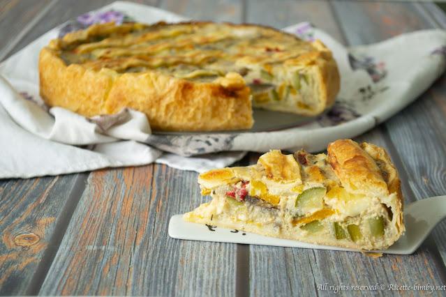 Torta salata: la ricetta gluten free, facile da preparare per tutta la famiglia