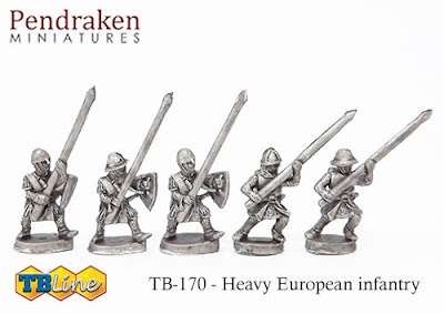 TB-4170   Heavy European infantry (30)