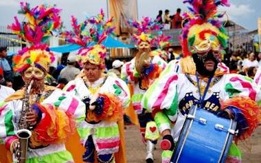 ¿Cuando es el Carnaval de Cajamarca? - 22 de febrero