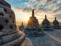 Wisata Candi Borobudur dan fakta uniknya yang wajib diketahui
