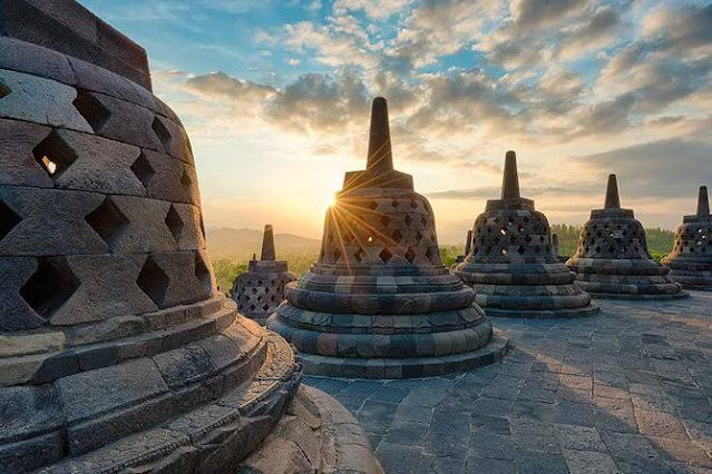 Wisata Candi Borobudur dan fakta uniknya