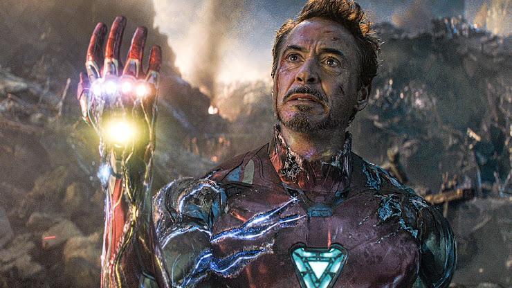 Robert Downey Jr - Historia