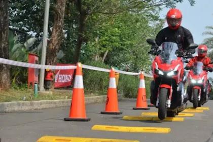 Testride dan Review Honda ADV 150 2019