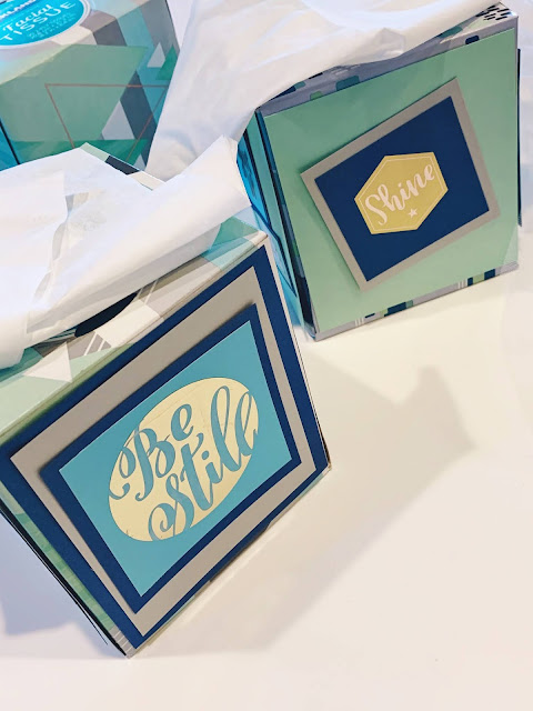 Make your own tissue boxes @michellepaigeblogs.com