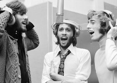 Barry, Maurice and Robin Gibb