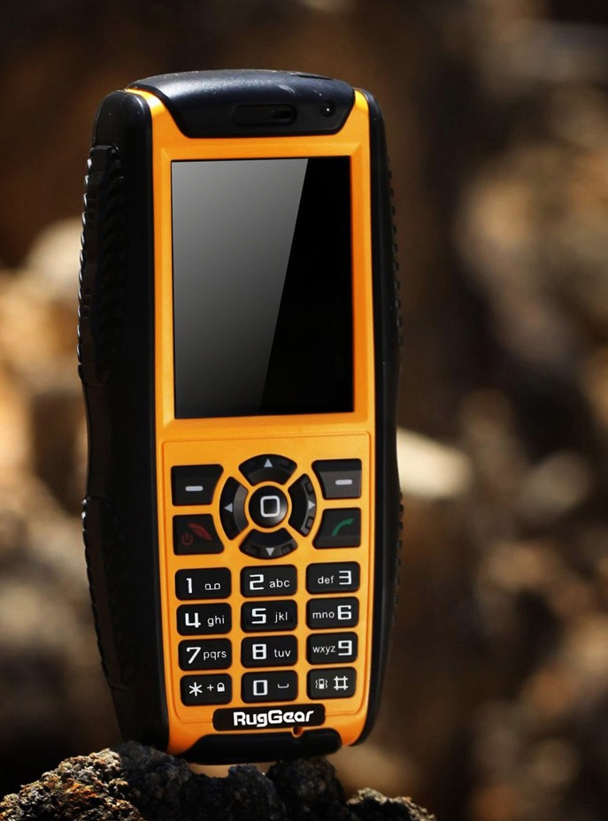 Ruggear Quot World S Most Rugged Phone Quot