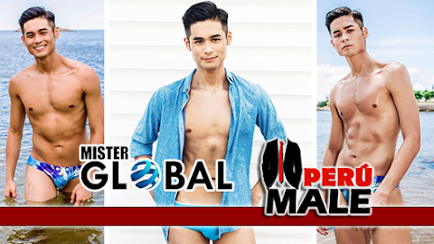 Mister Global Hong Kong 2018