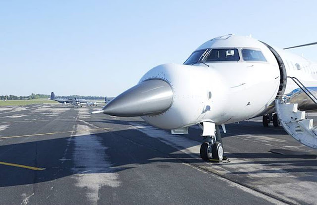 Northrop Grumman aircraft F16 nose
