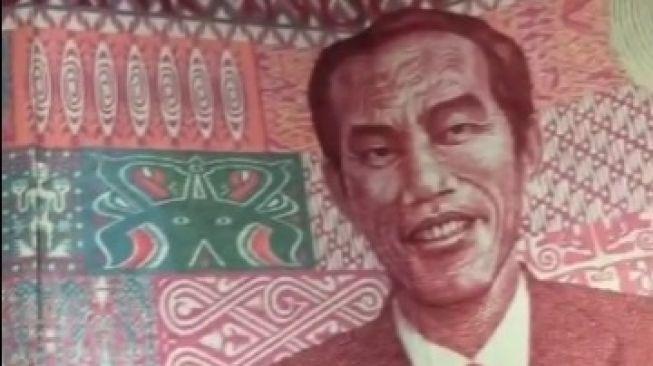BI Akhirnya Buka Suara Soal Viral Uang Redenominasi Rp100 Berwajah Jokowi
