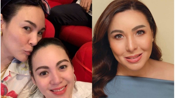 Bong Go says Barretto sisters' feud like a scene straight out of a movie