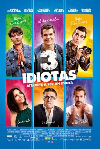 Film 3 Idiots 2017 Bioskop