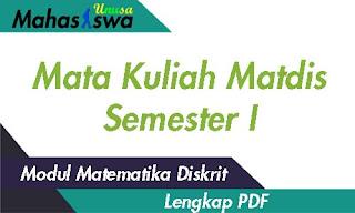 modul matematika diskrit pdf