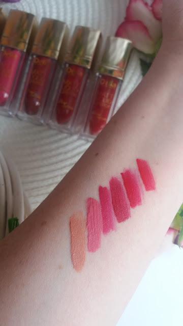 Delia Cosmetics - Matt Liquid Lipstick, Long Lasting - Matowa płynna pomadka do ust