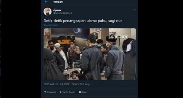 Soal Penangkapan Gus Nur, Politisi PKS Sedih Pasal Karet UU ITE Dipakai Lagi