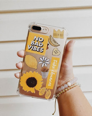 funda iphone stickers