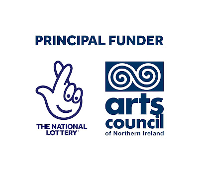 Currently Supported by Arts Council of Northern Ireland