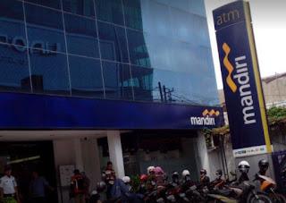 Lokasi ATM Setor Tunai Bank Mandiri YOGYAKARTA