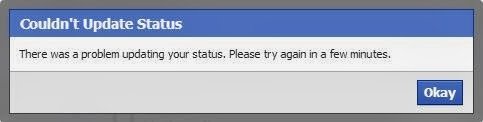 Facebook is DOWN today?