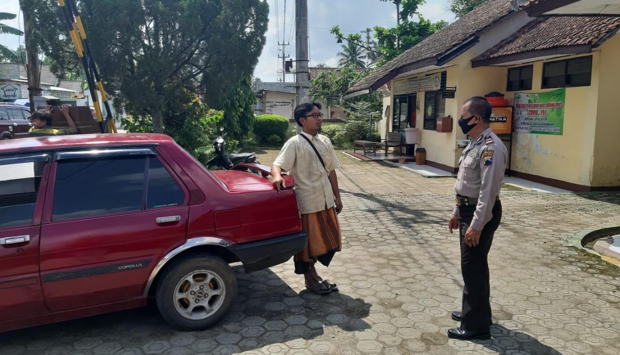 Mobil Misterius di Kemangkon Akhirnya Terungkap Siapa Pemiliknya