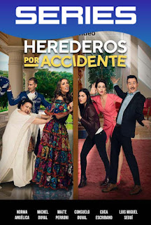 Herederos por accidente Temporada 1 Completa HD 1080p Latino