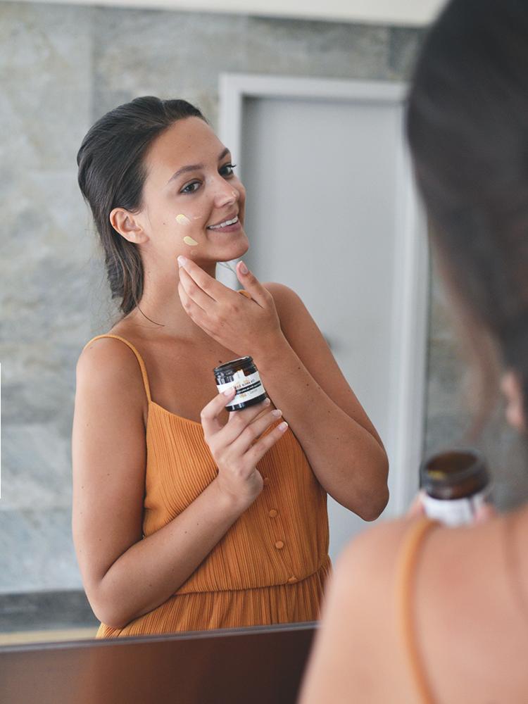 PROJEKT: Idealna cera bez makijażu. Czy to się uda? - Czytaj więcej »