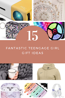 Teenage Girl Gift Ideas