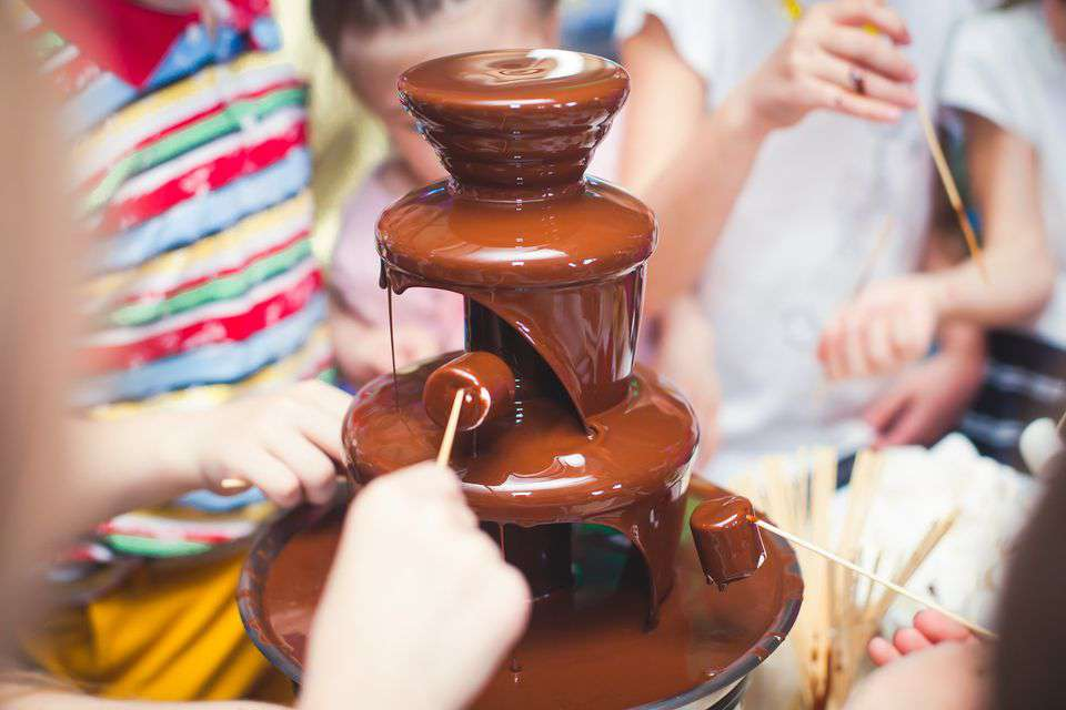 National Chocolate Fondue Day Wishes Lovely Pics