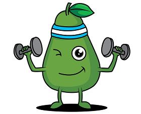 تناول كمية كافية من الخضار و الفاكهة