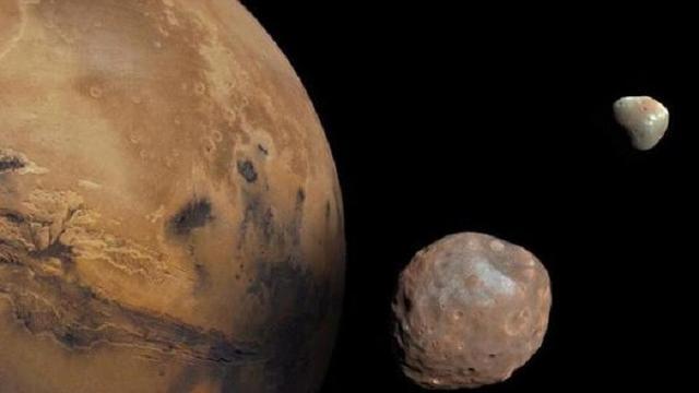 9 điều bạn có thể chưa biết về mặt trăng của sao Hỏa