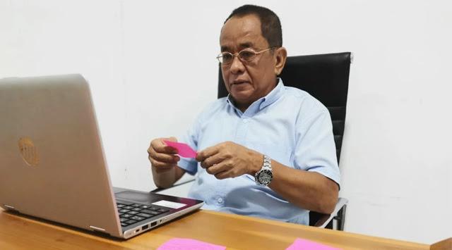 Prabowo Sudah Nyerah, Said Didu Tak Tertarik Bahas Putusan MA