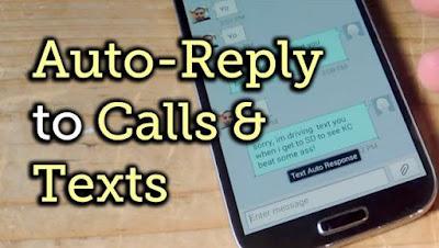 شرح, خطوات, إرسال, ردود, تلقائية, على, الرسائل, النصية, على, جوال, اندرويد