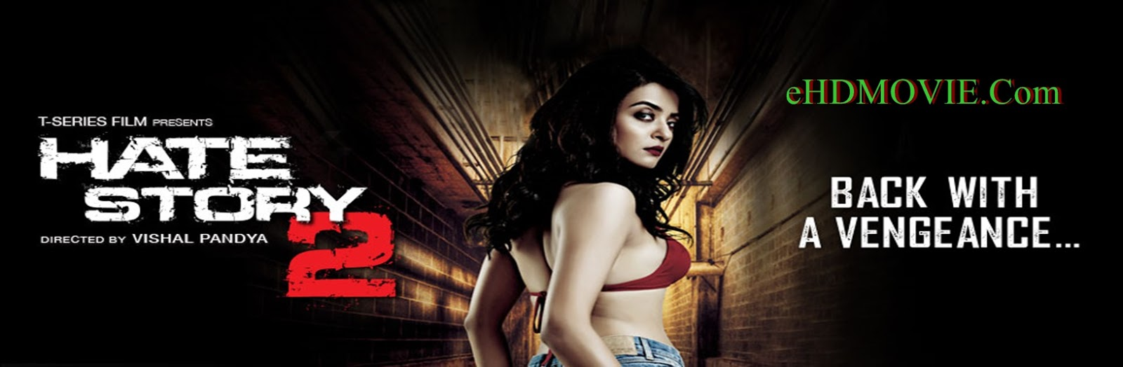 Hate Story 2 2014 Full Movie Hindi 720p - 480p ORG BRRip 350MB - 950MB ESubs Free Download
