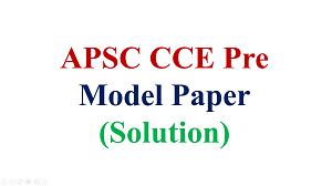 Solution: Second Model Question Paper [Part 3]